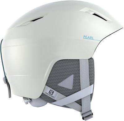 Шлем Salomon PearlШлемы<br>Горнолыжный шлем salomon pearl2 готов к любым испытаниям на любых склонах.