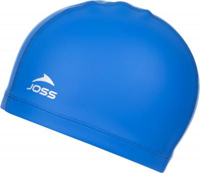 Шапочка для плавания детская JossДетская текстильная шапочка joss подходит для занятий плаванием.<br>Пол: Мужской; Возраст: Дети; Вид спорта: Плавание; Назначение: Универсальные; Материалы: 80 % полиэстер, 20 % эластан; покрытие: 100 % полиуретан; Производитель: Joss; Артикул производителя: JPC01A7Z2; Страна производства: Китай; Размер RU: Без размера;