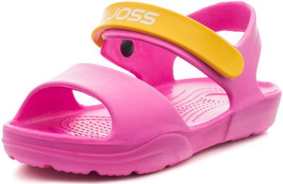Шлепанцы для девочек Joss G-Sand, размер 32-33