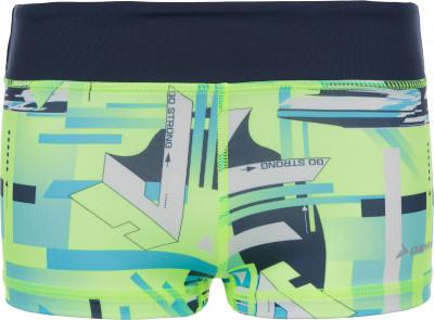Шорты для девочек Demix, размер 134Шорты<br>Удобные яркие шорты demix для девочек - отличный выбор для фитнес-тренировок.