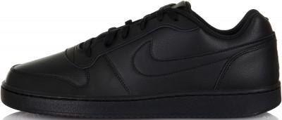 Кеды мужские Nike Ebernon Low, размер 45Кеды <br>Кеды ebernon low от nike, выполнены в стиле классический баскетбольных моделей 80-х, завершат твой спортивный образ.