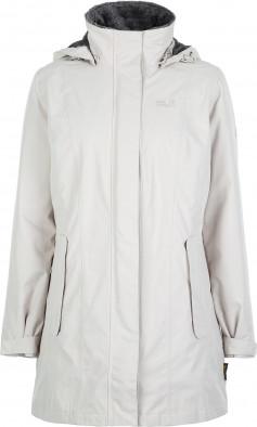 Куртка утепленная женская Jack Wolfskin Madison Avenue