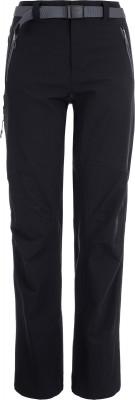 Брюки женские Columbia Titan Peak, размер 50Брюки <br>Женские брюки для активного отдыха и туризма. Модель прямого кроя создает идеально садится по фигуре.