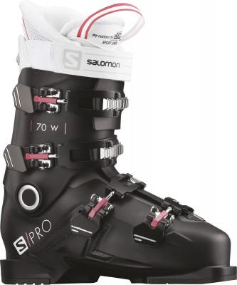 Ботинки горнолыжные женские Salomon S/PRO 70, размер 25 см