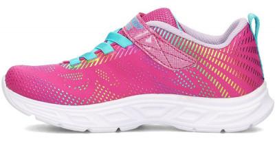 Кроссовки для девочек Skechers Litebeams Gleam N' Dream, размер 28,5