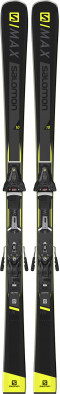 Горные лыжи Salomon E S/Max 10 + E Z12 Walk