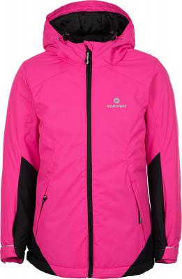 Купить Куртку для девочек Nordway, размер 158 розового цвета