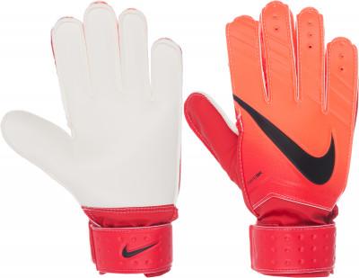 Перчатки вратарские Nike Gk Match FA16Футбольные перчатки nike match goalkeeper с амортизирующими вставками для защиты рук от жестких ударов мяча и традиционным кроем для уверенного захвата и контроля.<br>Пол: Мужской; Возраст: Взрослые; Вид спорта: Футбол; Состав: 40 % резина, 30 % полиуретан, 19 % этилвинилацетат, 11 % нейлон; Производитель: Nike; Артикул производителя: GS0330-657; Страна производства: Китай; Размер RU: 10;