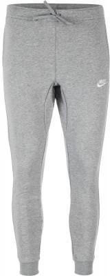 Брюки мужские Nike SportswearКлассические брюки в спортивном стиле nike sportswear - идеальное завершение твоего образа. Натуральные материалы в составе ткани френч терри преобладает натуральный хлопок.<br>Пол: Мужской; Возраст: Взрослые; Вид спорта: Спортивный стиль; Силуэт брюк: Зауженный; Количество карманов: 2; Производитель: Nike; Артикул производителя: 804465-063; Страна производства: Китай; Материал верха: 80 % хлопок, 20 % полиэстер; Размер RU: 44-46;