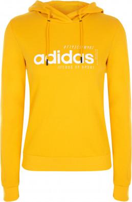 Худи женская Adidas Brilliant Basics