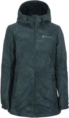 Куртка утепленная женская Outventure, размер 52Куртки <br>Технологичная мембранная куртка outventure станет отличным выбором для походов и активного отдыха на природе.