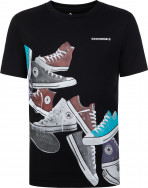 Футболка для мальчиков Converse Ascending sneakers