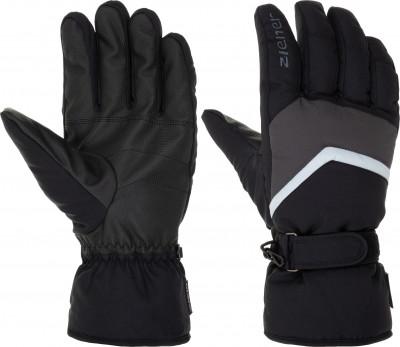 Перчатки мужские Ziener Gerado, размер 9Аксессуары<br>Удобные перчатки ziener gerado для занятий зимними видами спорта. Нескользящая накладка обеспечивает отличное сцепление с палками.