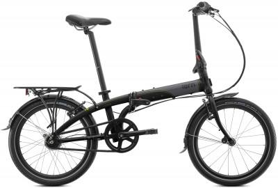 Велосипед складной Tern Link D7iВелосипед идеален для передвижения по городу, а при необходимости его легко сложить и взять с собой в общественный транспорт или в личный автомобиль.<br>Материал рамы: Алюминий; Амортизация: Rigid; Конструкция рулевой колонки: Интегрированная; Складная конструкция: Да; Размер в сложенном виде (дл. х шир. х выс), см: 38 x 79 x 72; Конструкция вилки: Жесткая; Количество скоростей: 7; Наименование заднего переключателя: Shimano Nexus; Конструкция педалей: Классические; Наименование манеток: Shimano Nexus; Конструкция манеток: Вращающиеся ручки; Тип переднего тормоза: Ободной; Тип заднего тормоза: Ободной; Диаметр колеса: 20; Тип обода: Двойной; Материал обода: Алюминиевый сплав; Наименование покрышек: Schwalbe Big Apple; Конструкция руля: Изогнутый; Регулировка седла: Есть; Сезон: 2015; Максимальный вес пользователя: 110 кг; Вид спорта: Велоспорт; Технологии: BioLogic FreeDrive, DoubleTruss, N-Fold, OCL, Physis; Производитель: Tern; Артикул производителя: Link D7i-BG; Срок гарантии: 2 года; Вес, кг: 14,2; Страна производства: Китай; Размер RU: Без размера;