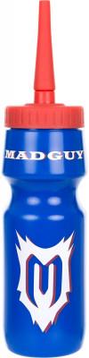 Бутылка для воды MadGuy Water bottleУдобная спортивная бутылка mad guy объемом 700 мл, изготовленная из пищевого полиэтилена.<br>Размеры (дл х шир х выс), см: 20 х 13 х 7 см; Объем: 0,700 л; Материалы: Полиэтилен; Производитель: MadGuy; Вид спорта: Хоккей; Артикул производителя: 4627114424100; Страна производства: Китай; Размер RU: Без размера;