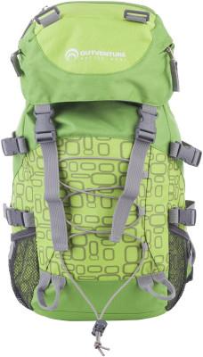 Рюкзак детский Outventure BunnyУдобный детский рюкзак объемом 18 литров пригодится в походах.<br>Объем: 18; Вес, кг: 0,6; Размеры (дл х шир х выс), см: 48 x 20 x 15; Материал верха: 100 % полиэстер; Материал подкладки: 100 % полиэстер; Количество отделений: 1; Число лямок: 2; Нагрудный ремень: Есть; Верхний клапан: Есть; Поясной ремень: Есть; Вентилируемые лямки: Есть; Боковые стяжки: Есть; Боковые карманы: Есть; Крепление для палок: Есть; Вид спорта: Походы; Срок гарантии: 2 года; Производитель: Outventure; Артикул производителя: B018G2; Страна производства: Китай; Размер RU: Без размера;