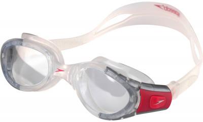 Очки для плавания Speedo Futura BiofuseУдобные и технологичные очки для плавания speedo futura biofuse.<br>Пол: Мужской; Возраст: Взрослые; Вид спорта: Плавание; Количество линз: 1; Покрытие анти-фог: Есть; Технологии: AntiFog, Biofuse; Производитель: Speedo; Артикул производителя: 8-012323518; Страна производства: Китай; Материал линз: Целлюлозы пропионат; Материал оправы: Силикон; Материал ремешка: Силикон; Размер RU: Без размера;