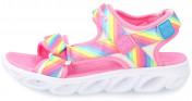 Сандалии для девочек Skechers Hypno-Splash Rainbow Lights