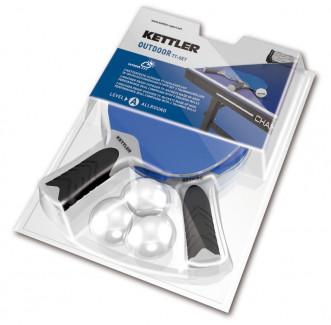 Набор для настольного тенниса с мячом Kettler Play