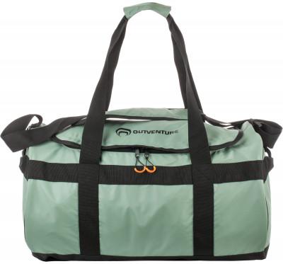 Сумка OutventureПрочная сумка из полиэстера для перевозки вещей и снаряжения. Объем - 60 л длина: 60 см. Диаметр: 36 см.<br>Назначение: Для летних видов спорта; Объем: 60 л; Вид спорта: Кемпинг; Производитель: Outventure; Артикул производителя: KE36063; Срок гарантии: 5 лет; Страна производства: Китай; Размер RU: Без размера;