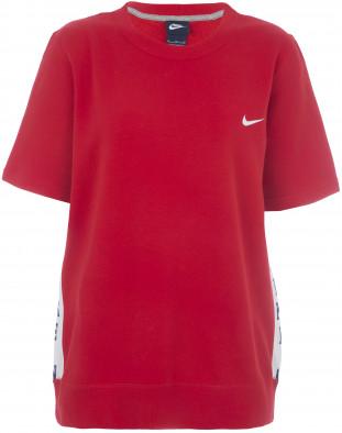 Футболка женская Nike Club SS-Graphic 1