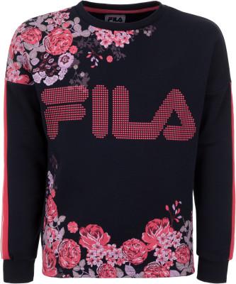 Джемпер для девочек Fila, размер 128