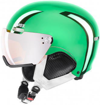 Шлем Uvex 500 Visor Chrome Ltd
