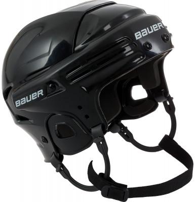 Шлем хоккейный Bauer 2100Классический хоккейный шлем от bauer для полевого игрока. Модель рассчитана на широкий круг любителей хоккея. Характеристики шлема обеспечивают надежную защиту.<br>Пол: Мужской; Возраст: Взрослые; Вид спорта: Хоккей; Уровень подготовки: Средний; Материал подкладки: Пена двойной плотности; Конструкция: Hard shell; Регулировка размера: Да; Тип регулировки размера: С помощью отвёртки; Материал внешней раковины: Ударопрочный пластик; Материал корпуса: Ударопрочный пластик; Материал внутренней раковины: Пена; Материалы: Пластик, пена стандартной плотности.; Сертификация: CSA, HECC, CE.; Вентиляция: Принудительная; Вес, кг: 0,460; Производитель: Bauer; Артикул производителя: 1036881-BLK; Срок гарантии: 1 год; Страна производства: Таиланд; Размер RU: 55-59;