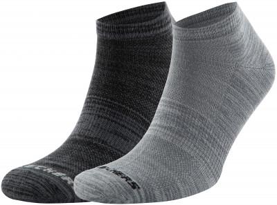 Носки мужские Skechers, 2 пары, размер 41-46
