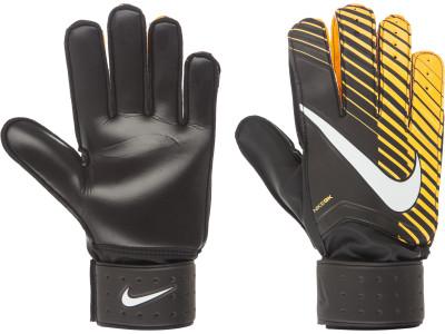 Перчатки вратарские Nike Gk MatchВратарские перчатки от nike.<br>Пол: Мужской; Возраст: Взрослые; Вид спорта: Футбол; Материалы: 40 % латекс, 30 % полиуретан, 19 % этилвинилацетат, 11 % нейлон; Производитель: Nike; Артикул производителя: GS0344-010; Размер RU: 10;