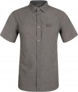 Рубашка с коротким рукавом мужская Jack Wolfskin Barrel