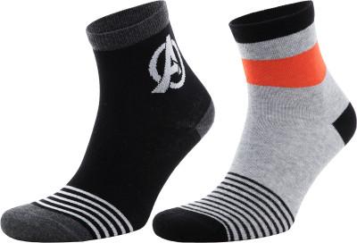 Носки для мальчиков Demix, 2 пары, размер 25-27
