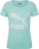 Футболка для девочек Puma Classics Logo Tee