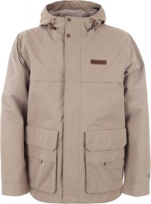 Ветровка мужская Columbia South Canyon Interchange ShellМужская куртка от columbia, выполненная с использованием мембранной ткани, станет удачным выбором для путешествий.<br>Пол: Мужской; Возраст: Взрослые; Вид спорта: Путешествие; Наличие мембраны: Да; Наличие чехла: Нет; Возможность упаковки в карман: Нет; Регулируемые манжеты: Да; Защита от ветра: Нет; Отверстие для большого пальца в манжете: Нет; Покрой: Прямой; Светоотражающие элементы: Нет; Дополнительная вентиляция: Нет; Проклеенные швы: Нет; Длина куртки: Длинная; Наличие карманов: Да; Капюшон: Не отстегивается; Мех: Отсутствует; Количество карманов: 4; Длина по спинке: 73,5 см; Артикулируемые локти: Нет; Застежка: Молния; Материал верха: 100 % полиэстер; Материал подкладки: 100 % нейлон; Технологии: Omni-Tech; Производитель: Columbia; Артикул производителя: 1714075266L; Страна производства: Вьетнам; Размер RU: 48-50;