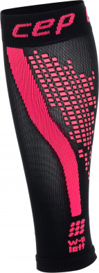 Гетры женские CEP progressive+ calf sleeves 2.0 + night run, 1 пара