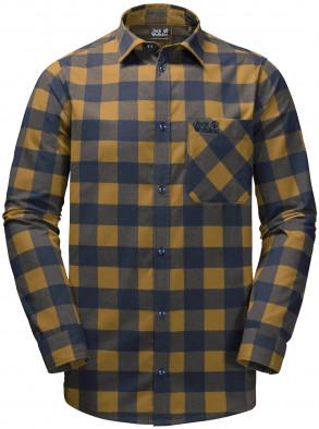 Рубашка мужская Jack Wolfskin Red River