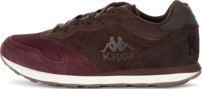 Кроссовки мужские Kappa Authentic Run, размер 42,5Кроссовки <br>Мужские кроссовки от kappa станут отличным завершением образа в спортивном стиле.