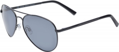 Солнцезащитные очки InvuСолнцезащитые очки<br>Универсальные солнцезащитные очки в металлической оправе от invu. Ультраполяризованная линза ultra polarized блокирует блики и надежно защищает глаза от ультрафиолета.