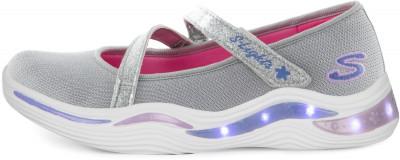 Кроссовки для девочек Skechers Power Petals Light Dancer, размер 35