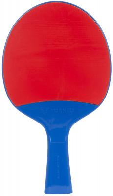 Ракетка для настольного тенниса Torneo Plastic BeginnerРакетка для настольного тенниса с повышенной ударопрочностью и влагостойкостью. Ракетка обладает всеми характеристиками и свойствами классической ракетки.<br>Скорость: 4; Контроль: 3; Вращение: 3; Тип основания: DEF; Материал основания: Пластик; Материал накладки: Резина; Толщина основания: 8,2 мм; Состав: Пластик, резина; Тип накладки: Короткие шипы; Форма ручки: Вогнутая; Толщина губки: 1 мм; Уровень подготовки: Начинающий; Вид спорта: Настольный теннис; Производитель: Torneo; Артикул производителя: TI-BPL100; Срок гарантии: 2 года; Страна производства: Китай; Размер RU: Без размера;