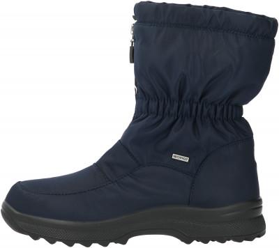 104447-Z4 36 Сапоги женские утепленные Median W Women's insulated high boots темно-синий р.36, размер 38 Outventure