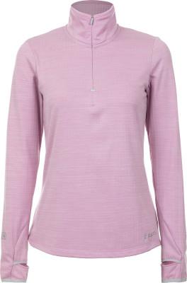 женский джемпер craft, розовый