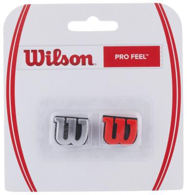 Виброгаситель Wilson Profeel RDSIВиброгаситель в виде буквы w, логотипа компании wilson. Модель эффективно поглощает вибрации, вызванные неточными ударами по мячу.<br>Материалы: Вулканизированный каучук; Вид спорта: Теннис; Производитель: Wilson; Артикул производителя: WRZ537600; Страна производства: Китай; Размер RU: Без размера;