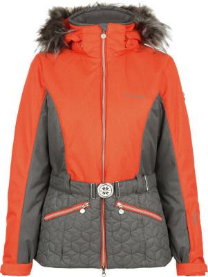 Куртка утепленная женская GlissadeУтепленная женская куртка glissade станет отличным выбором для любительниц горнолыжного спорта.<br>Пол: Женский; Возраст: Взрослые; Вид спорта: Горные лыжи; Вес утеплителя на м2: 100 г/м2; Наличие мембраны: Да; Регулируемые манжеты: Да; Водонепроницаемость: 5000 мм; Паропроницаемость: 5000 г/м2/24 ч; Защита от ветра: Да; Покрой: Приталенный; Дополнительная вентиляция: Да; Проклеенные швы: Нет; Длина куртки: Короткая; Датчик спасательной системы: Нет; Наличие карманов: Да; Капюшон: Отстегивается; Мех: Искусственный; Снегозащитная юбка: Да; Количество карманов: 4; Карман для маски: Нет; Карман для Ski-pass: Да; Водонепроницаемые молнии: Нет; Артикулируемые локти: Нет; Совместимость со шлемом: Да; Технологии: IsoDry, Isoloft; Производитель: Glissade; Артикул производителя: SJAW04AH42; Страна производства: Китай; Материал верха: 100 % полиэстер; Материал подкладки: 100 % полиэстер; Материал утеплителя: 100 % полиэстер, искусственный мех: 100 % акрил; Размер RU: 42;