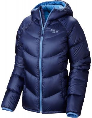 Куртка пуховая женская Mountain Hardwear KelvinatorИнновационная пуховая куртка mountain hardwear kelvinator - теплая и легкая модель для горного туризма.<br>Пол: Женский; Возраст: Взрослые; Вид спорта: Горный туризм; Температурный режим: До -15; Покрой: Приталенный; Длина куртки: Средняя; Капюшон: Не отстегивается; Количество карманов: 2; Материал верха: 100 % нейлон; Материал подкладки: 100 % нейлон; Материал утеплителя: 80 % пух, 20 % перо; Технологии: Q.Shield Down; Производитель: Mountain Hardwear; Артикул производителя: OL6171436L; Страна производства: Китай; Размер RU: 48;