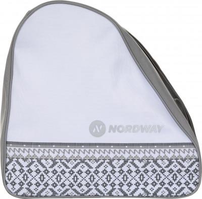 Купить со скидкой Сумка для переноски ледовых коньков Nordway