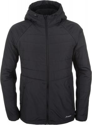 Куртка утепленная мужская Demix, размер 46Куртки <br>Утепленная куртка demix - отличный выбор для занятий бегом в холодные месяцы. Сохранение тепла в куртке использован искусственный утеплитель весом 100 г м2.