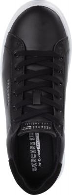 Фото 5 - Кеды женские Skechers High Street Extremely-Sole-Fu, размер 36 черного цвета