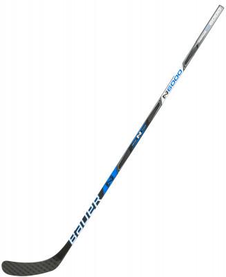 Клюшка хоккейная Bauer H16 Nexus N 6000Любительская модель из семейства nexus. Ориентирована на широкий круг любителей хоккея. Изготовлена из двух частей (крюк вклеен в шафт).<br>Длина клюшки: 152,4 см; Жесткость: 87; Материал крюка: Композитный материал; Материал рукоятки: Композитный материал; Возраст: Взрослые; Вид спорта: Хоккей; Технологии: Fused 2 piece stick; Производитель: Bauer; Артикул производителя: 1050587; Страна производства: Китай; Размер RU: L;