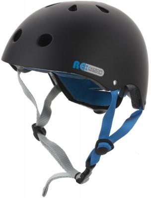 Шлем REACTIONНадежный и прочный шлем c системой вентиляцией и мягкой подкладкой отлично подойдет для агрессивного катания на роликах или скейтборде.<br>Пол: Мужской; Возраст: Взрослые; Вид спорта: Роликовые коньки, Скейтбординг; Конструкция: Out-mold; Вентиляция: Есть; Регулировка размера: Есть; Тип регулировки размера: Поворотное кольцо; Материал внешней раковины: Пластик; Материал внутренней раковины: Пенополистирол; Материал подкладки: Полиэстер; Сертификация: 101-КС/170; Производитель: REACTION; Артикул производителя: S17REP6BQL; Страна производства: Китай; Размер RU: L;